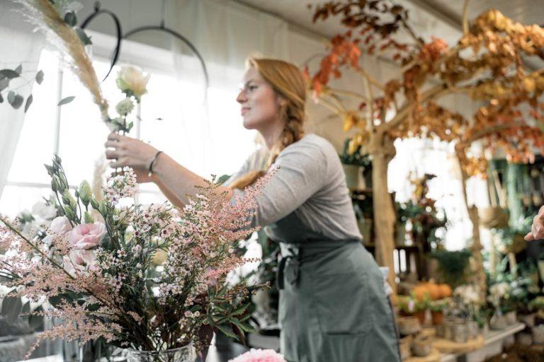 Gartenbau Wruss Hochzeits-Blumenschmuck