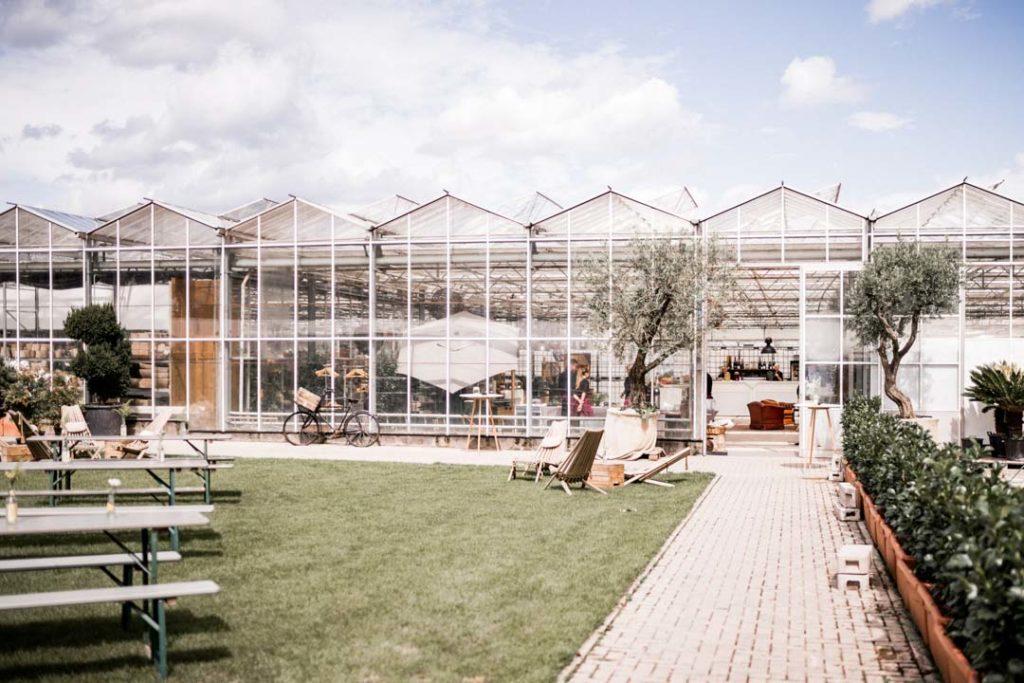 Hochzeitslocation Palmenhaus