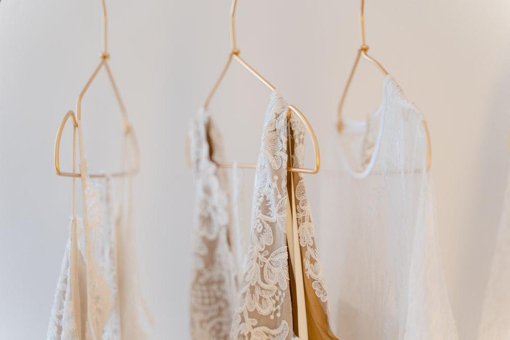 Brautkleider Detail