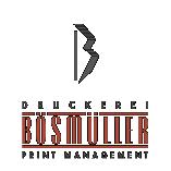 Druckerei Bösmüller Logo
