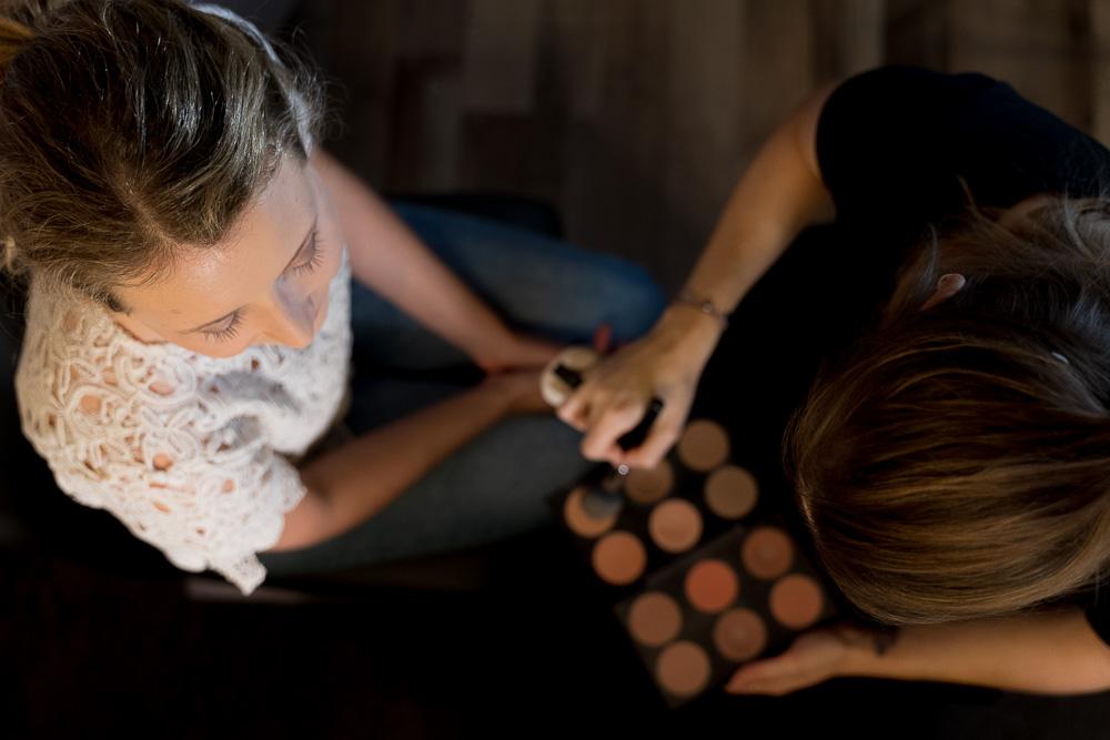 Hochzeit Makeup