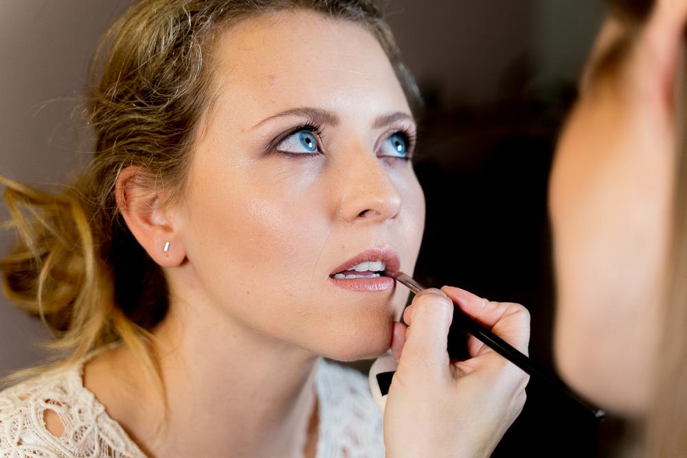 Makeup - Hochzeitsstyling Braut