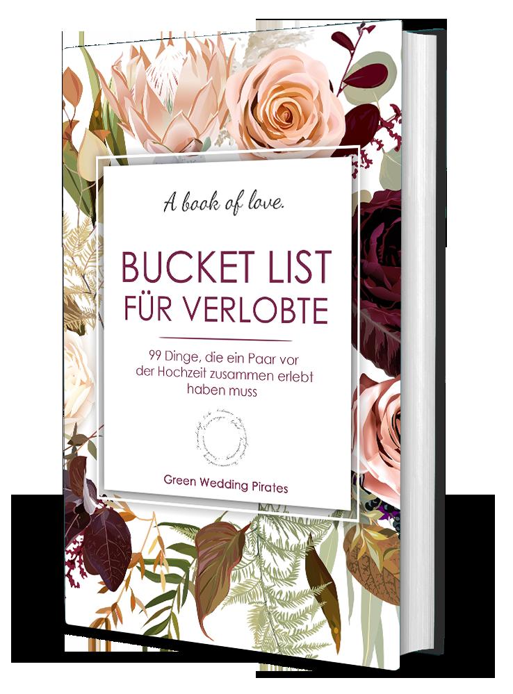 Bucket List für Verlobte